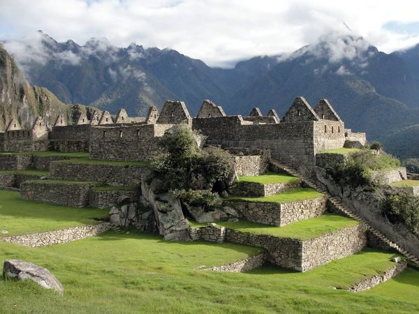 Machu Picchu - source: nationalgeographic.com
