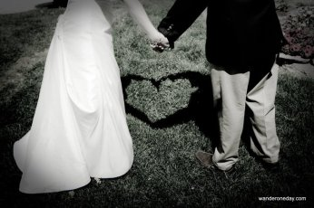 Shadows of our love, Credit to Weefan Photography
